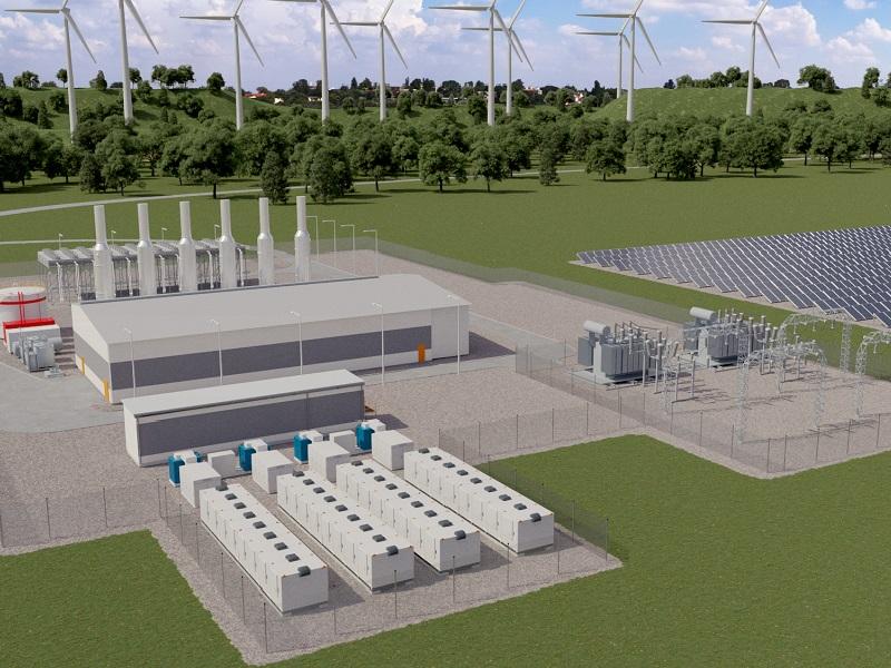 México cerca de 200 GW de flexibilidad para alcanzar 100% de energía renovable al costo más bajo