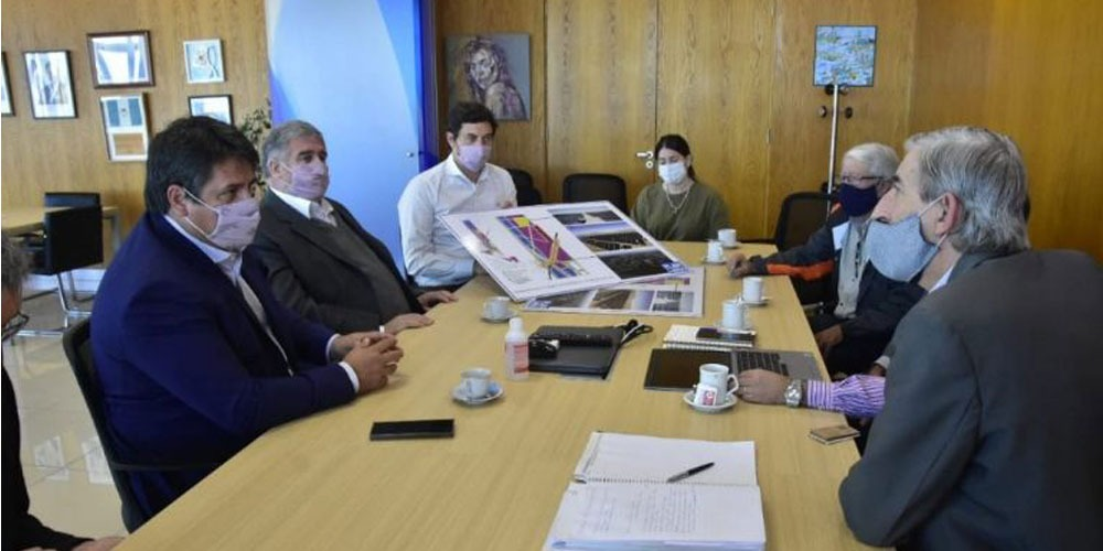 Destacan avances en el proyecto del Parque Solar para Neuquén Capital