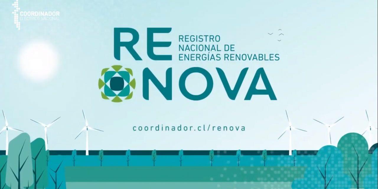 CNE crea un registro para medir trazabilidad de las energías renovables en Chile