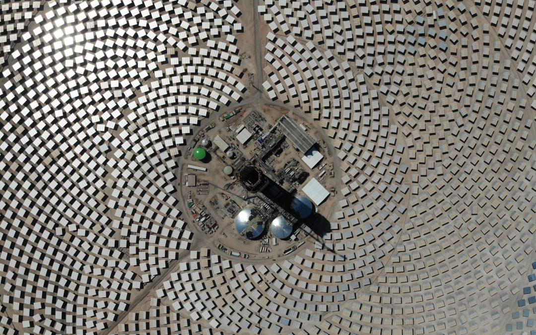 Avanza Cerro Dominador y la discusión sobre la concentración solar de potencia en Chile
