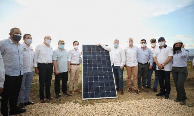 Solar fotovoltaica obtiene ventajas en la subasta de Colombia