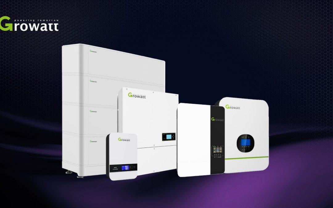 La estrategia de Growatt en Generación distribuida y almacenamiento a partir de baterías