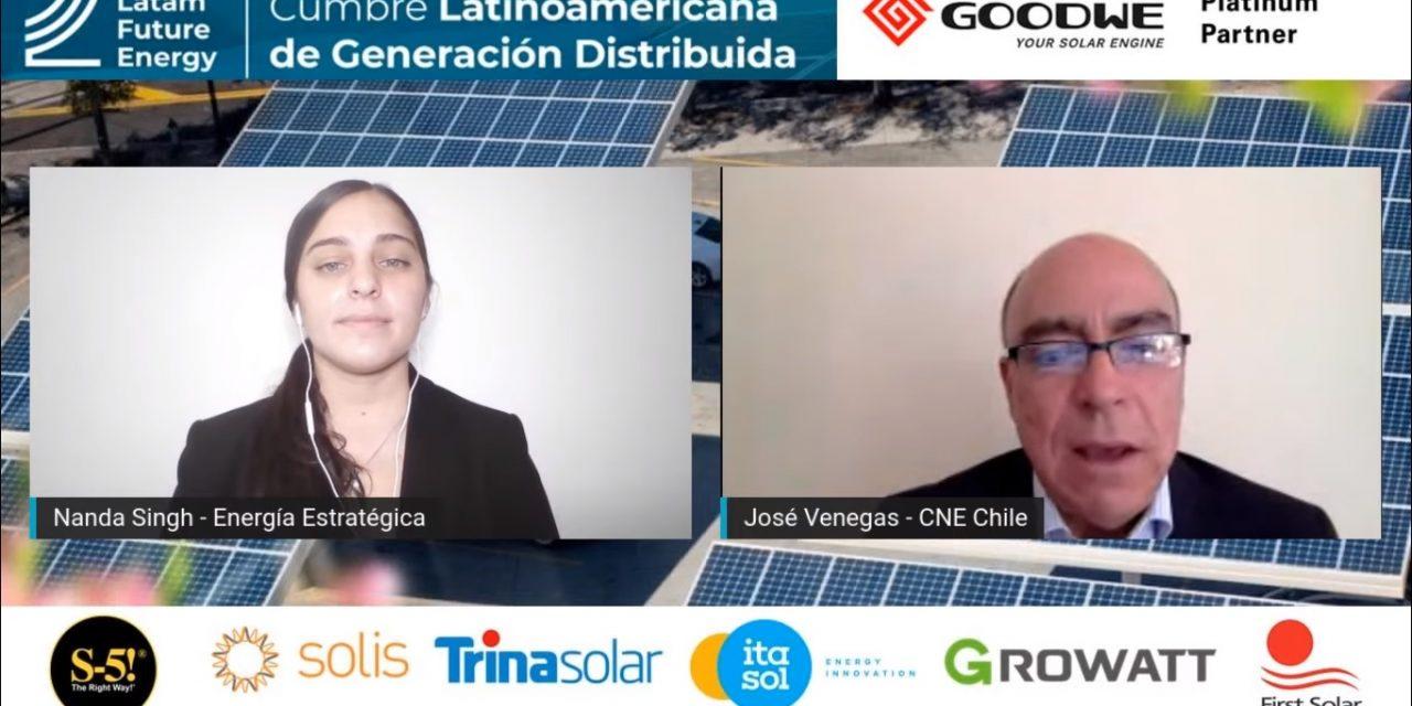 Estas son las últimas cifras y tendencias de la generación distribuida en Chile