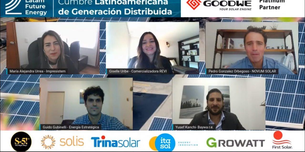 Colombia: Especialistas advierten que gravar componentes de la energía fotovoltaica en esta coyuntura sería un grave error