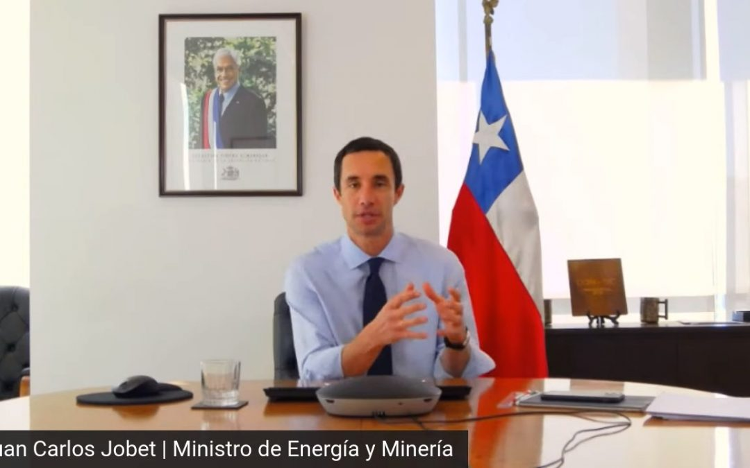 Jobet aprovecha desarrollo de energías renovables para la reactivación económica