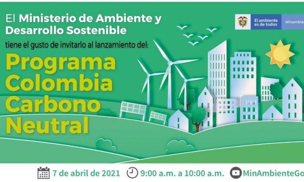 Más de 20 empresas se sumaron a la estrategia de Carbono Neutralidad 2050 en Colombia