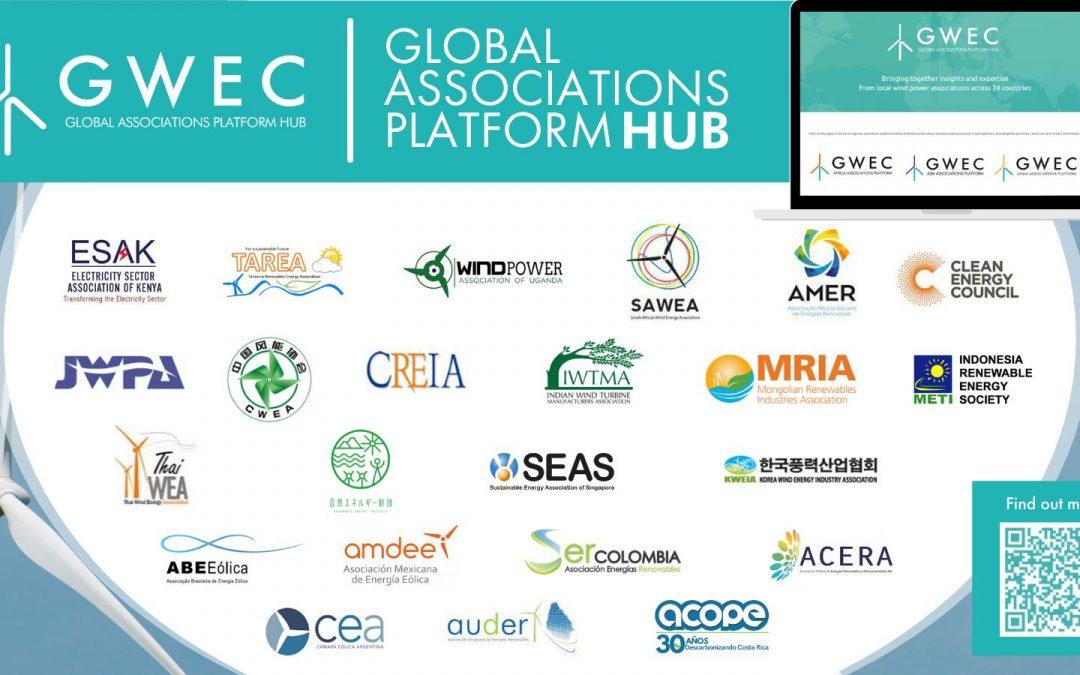 Ya son 23 las asociaciones empresarias nacionales nucleadas en el Global Wind Energy Council