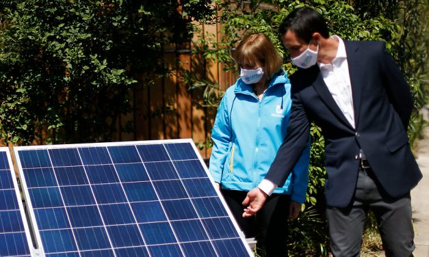 EvoluSun y Ancare Energy adjudicadas para instalar sistemas fotovoltaicos de hasta 2kW en Chile