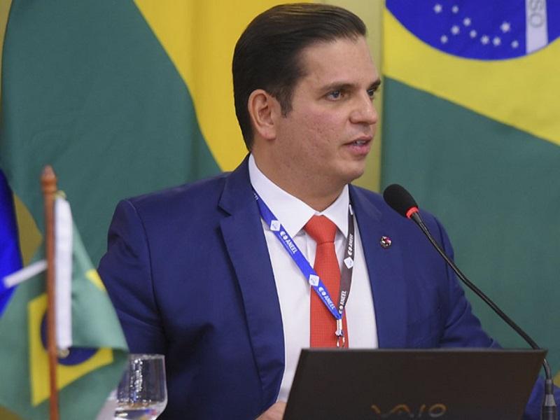 André Pepitone planteó públicamente regular hidrógeno verde para Brasil