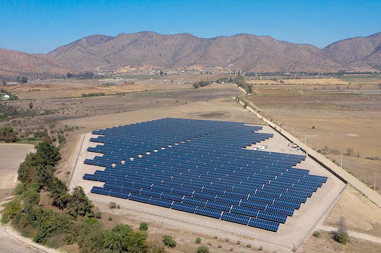 Durante el primer cuatrimestre ingresaron 100 MW de nueva potencia PMGD en Chile