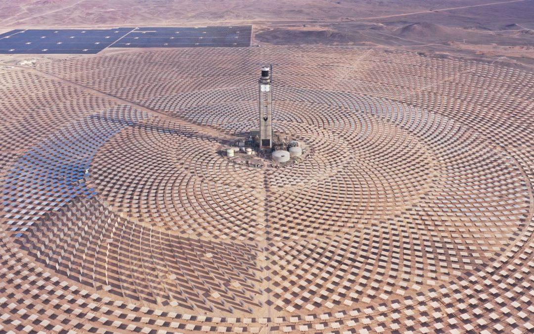 Industriales reclaman participación de solar concentrada en las Licitaciones de Suministro de Chile