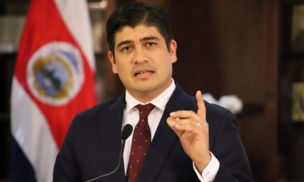 Ganan las renovables en Costa Rica y su presidente plantea prohibir la actividad petrolera
