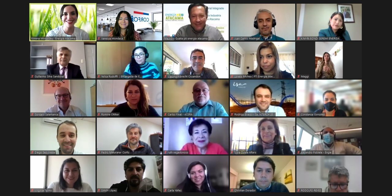 Atacama crea un mecanismo para integrar a su comunidad a los proyectos de energías renovables