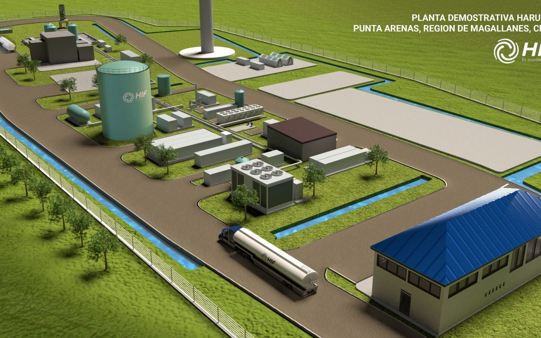 Aprueban Haru Oni: La primera planta de  eCombustibles en base a hidrógeno verde en Chile