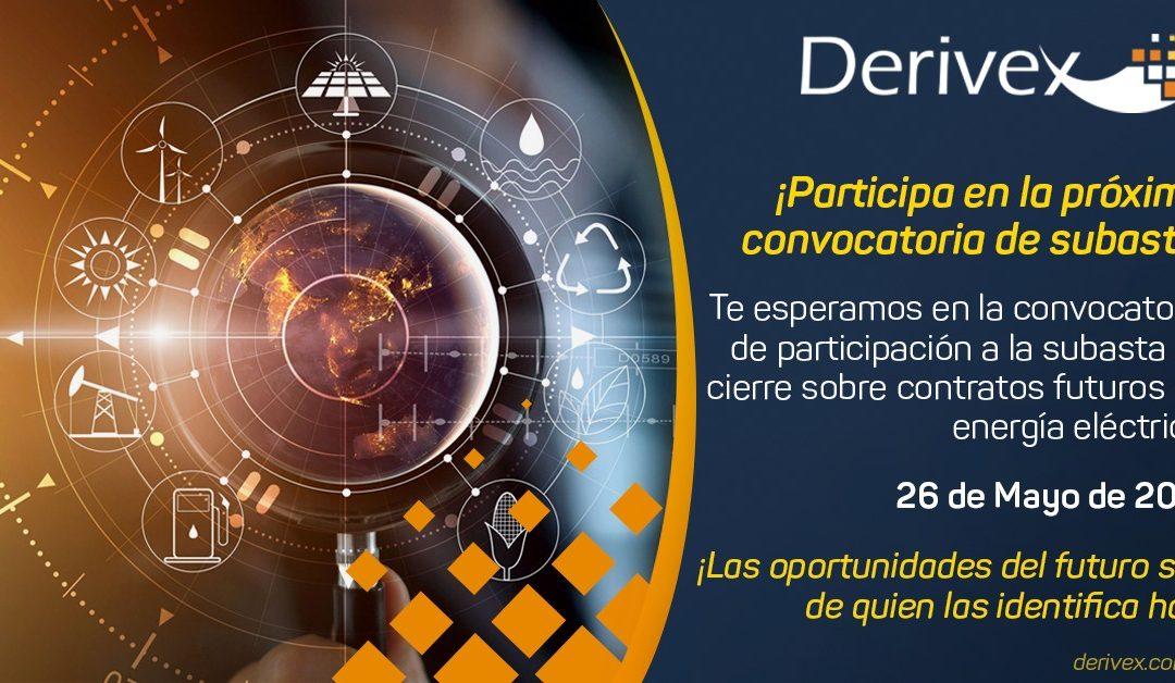 Competencia tecnológica: Derivex anuncia fecha para una nueva subasta de energía en Colombia