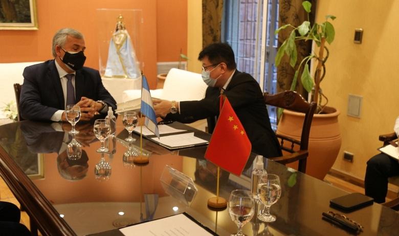 Jemse cerró contrato con Power China y Shanghai Eléctric por la ampliación de 200 MW en Cauchari