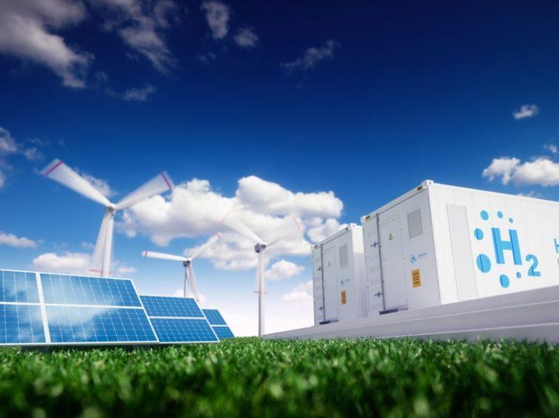 GIZ prevé hasta 1400 millones de toneladas de hidrógeno verde al año en México