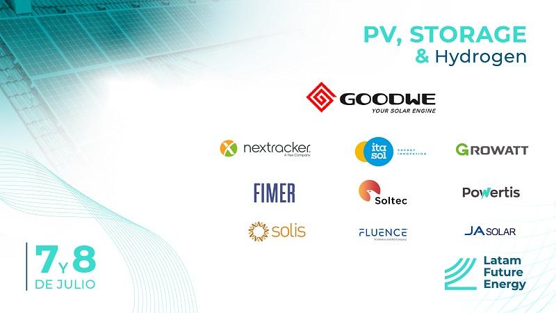 Inscripción abierta: LFE reunirá 7 y 8 de julio a los líderes en fotovoltaica, hidrógeno y storage de Latinoamérica