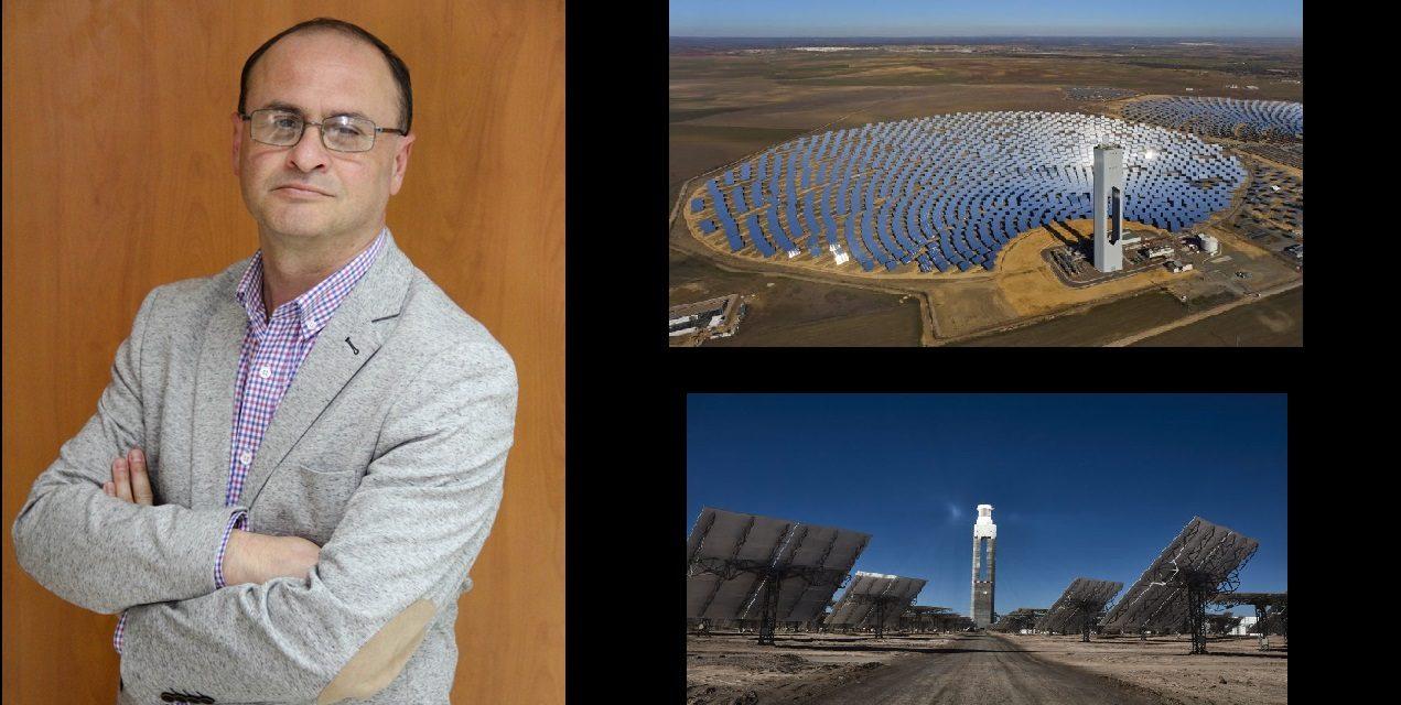 """Sepúlveda sobre solar concentrada en Chile: """"Se hace urgente que existan incentivos"""""""