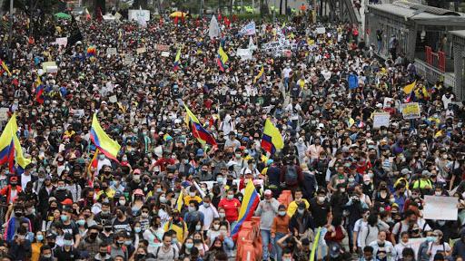 USD 27,47: Por las protestas en Colombia el precio de la energía es el más bajo en tres años