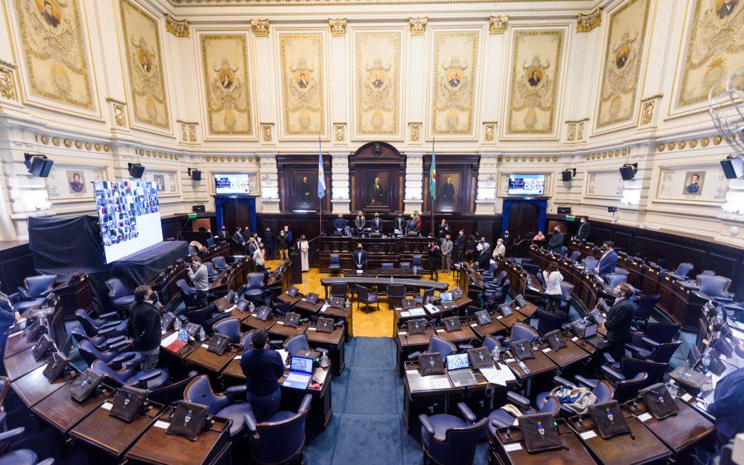 Buenos Aires dio media sanción a la adhesión a la Ley Nacional de Generación Distribuida