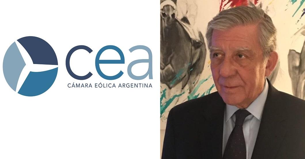La Cámara Eólica Argentina renovó autoridades y René Vaca Guzmán fue reelegido presidente