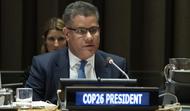 Alok Sharma: «Race to Zero se ha convertido en el estándar de oro para una acción climática ambiciosa»
