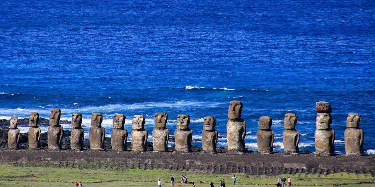 EDF queda a un paso de adjudicarse la licitación de una microrred fotovoltaica en Isla de Pascua