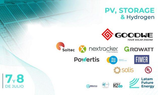 Empresas líderes en fotovoltaica, hidrógeno y storage anunciarán sus planes para Latinoamérica en LFE