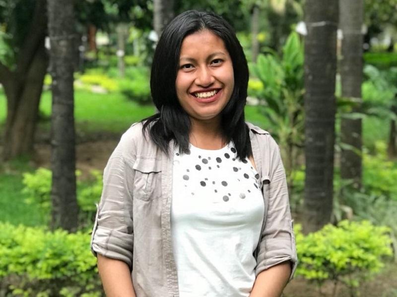 Paola Flores: La portavoz de estudiantes que velan por la transición energética en Latinoamérica