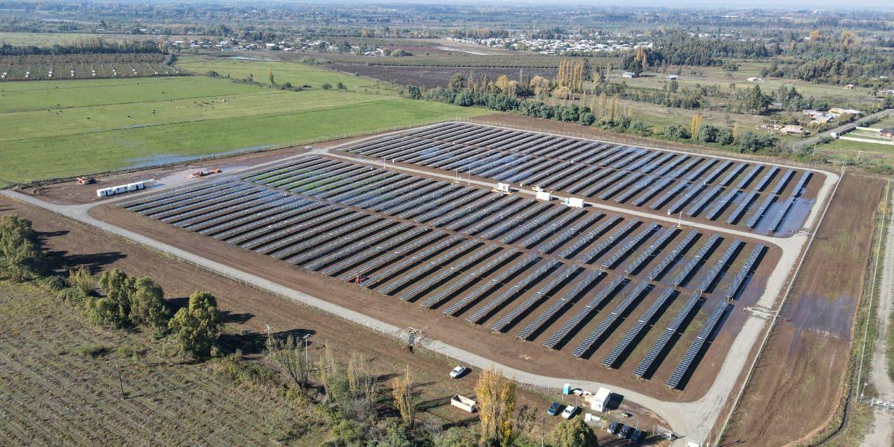 IM2 Solar Chile inicia construcción de los parques de Enel en Chile