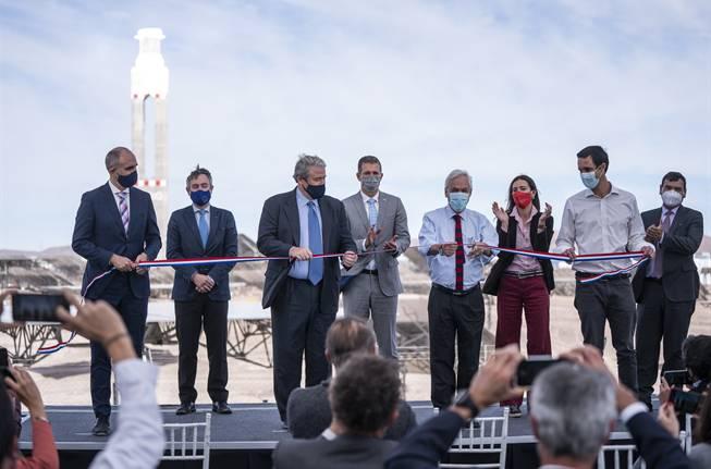 Se inauguró la primera planta de Concentración Solar de Potencia de Latinoamérica