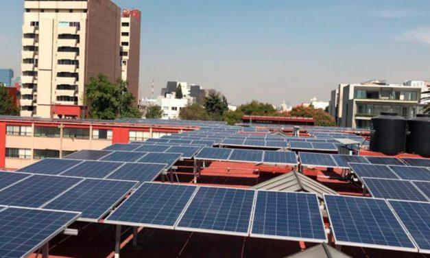 Confirman lanzamiento de la licitación para techos solares en Ciudad de México
