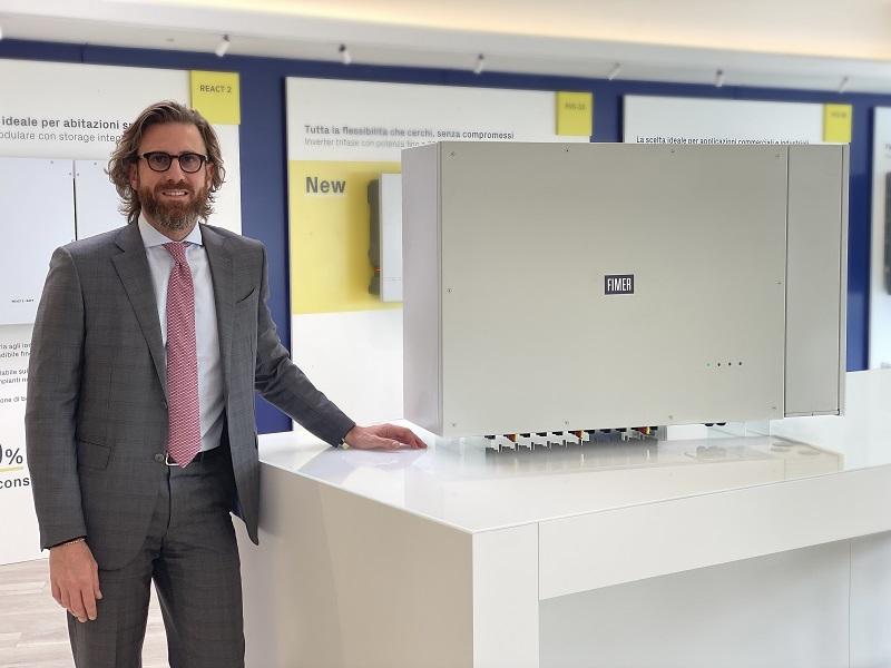 FIMER sorprende al mercado con su nuevo «PVS-350» y un sistema de conversión solar