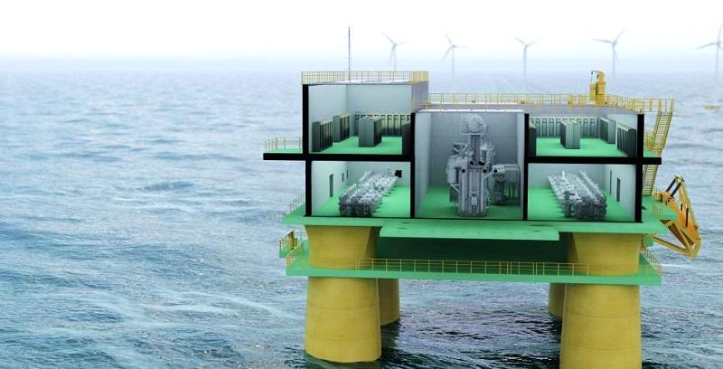 Hitachi ABB Power Grids lanza nuevos transformadores para parques eólicos off-shore