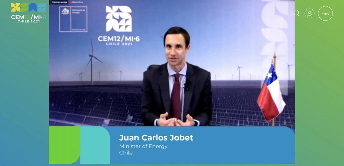 """Jobet: """"Chile liderará la nueva misión de hidrógeno limpio"""" junto a Australia, el Reino Unido y la Unión Europea"""