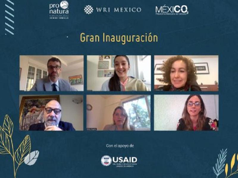Arranca primera edición del Mexico Carbon Forum