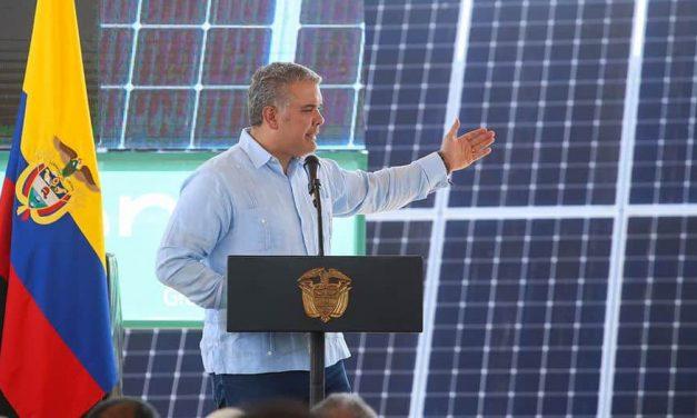 La resolución esperada: El Gobierno de Colombia pone formalmente en marcha la tercera subasta de renovables