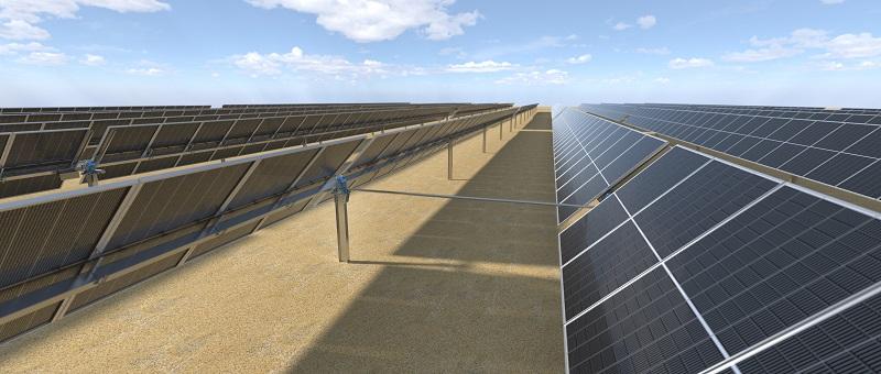 Así funcionan los nuevos seguidores solares «TrinaTracker» que marcan tendencia en Latinoamérica