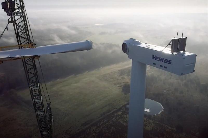 Cerrado el financiamiento para parque eólico en República Dominicana con aerogeneradores Vestas