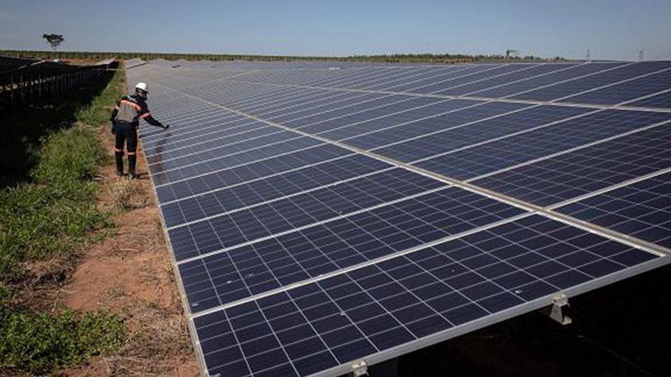 Energías renovables representan el 30% de las inversiones que ingresaron a Colombia