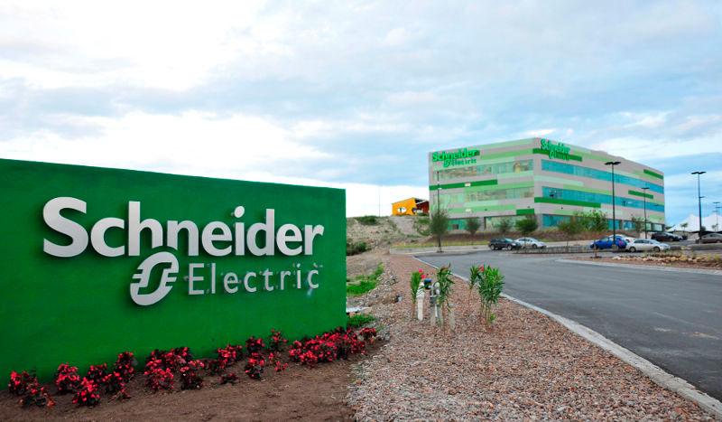 Schneider Electric es nombrada como la Organización Global de Cadena de Suministro más sostenible del planeta