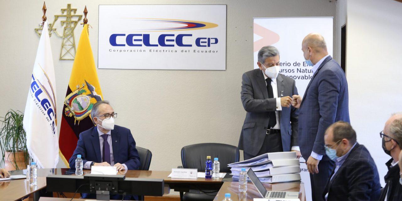 Gobierno de Ecuador anuncia proyecto hidroeléctrico de 2423 MW