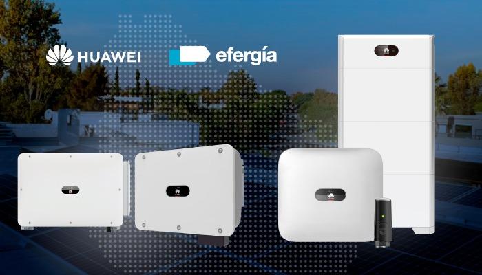 Huawei Solar llega a Uruguay de la mano de EFERGÍA