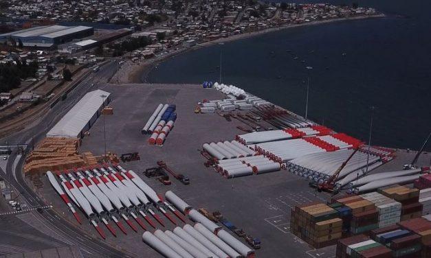 ¿Cómo se prepara la logística en Chile para ingresar equipos renovables por más de 4.000 MW en un año?