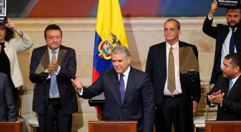 La IEA suma a Colombia como país miembro y Duque ratifica compromisos ante el Congreso