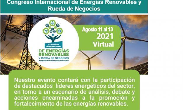 Ser Colombia, WEC y Fise invitan a su evento sobre energías renovables en agosto