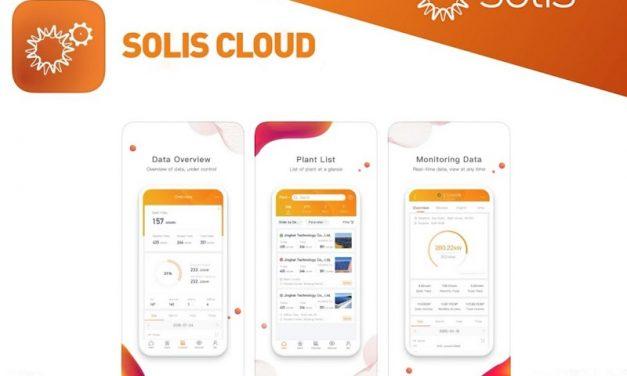 «SolisCloud»: Así es la nueva plataforma de monitoreo fotovoltaico inteligente