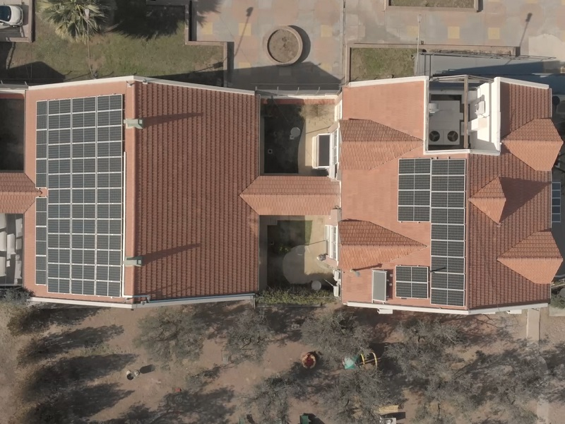 Energe y Coca-Cola impulsan nuevas instalaciones solares en la Casa Ronald Argentina