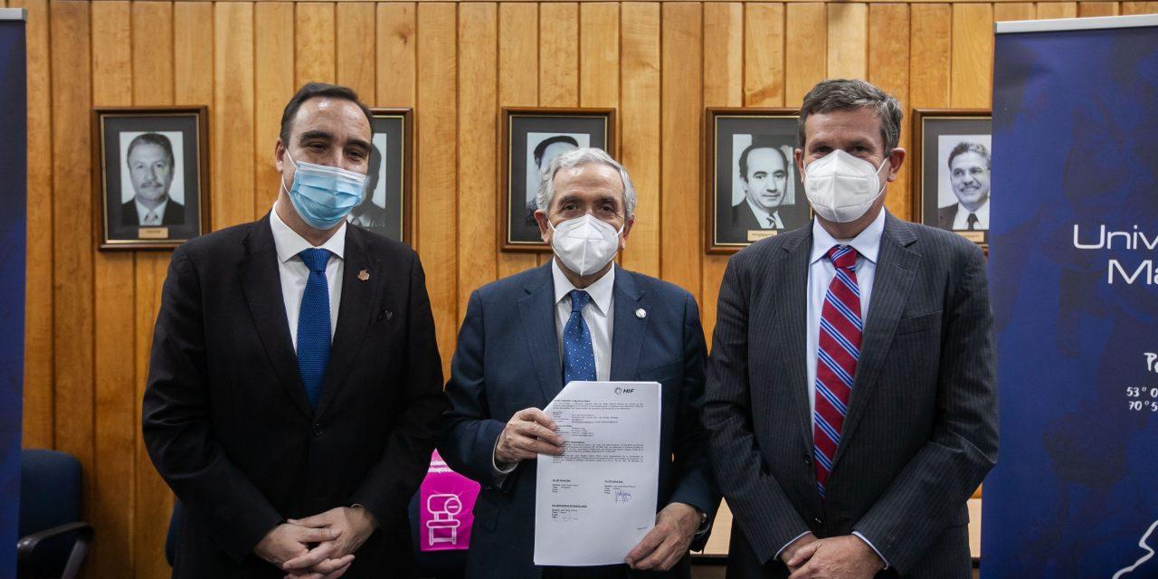 UMAG y HIF investigarán sobre energías renovables y eCombustibles en Chile